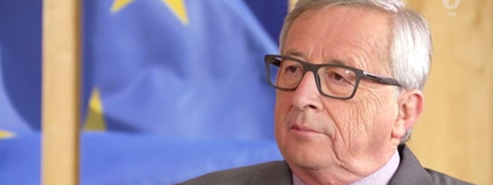 """EU-Kommissionspräsident Juncker im ARD-Interview: """"In ihrem aktuellen Zustand kann die Türkei nicht EU-Mitglied werden."""""""