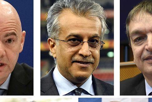 Programm, Vertrauen und WM-Pläne: Das sagen die FIFA-Kandidaten