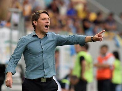 """Luc Holtz: """"Die argentinischen Verantwortlichen sollten sich eher hinterfragen, warum er in der Nationalmannschaft nicht so glänzt."""""""
