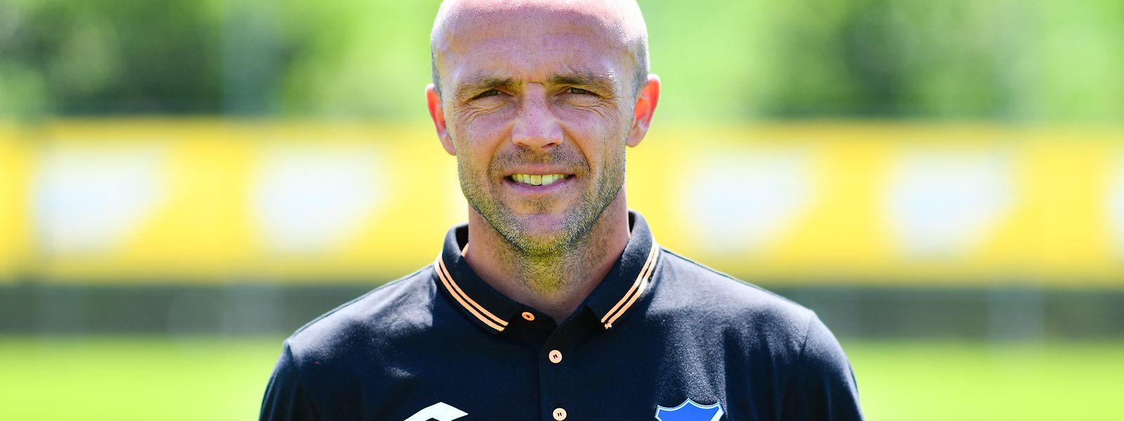 Alfred Schreuder war bereits Co-Trainer in Hoffenheim.