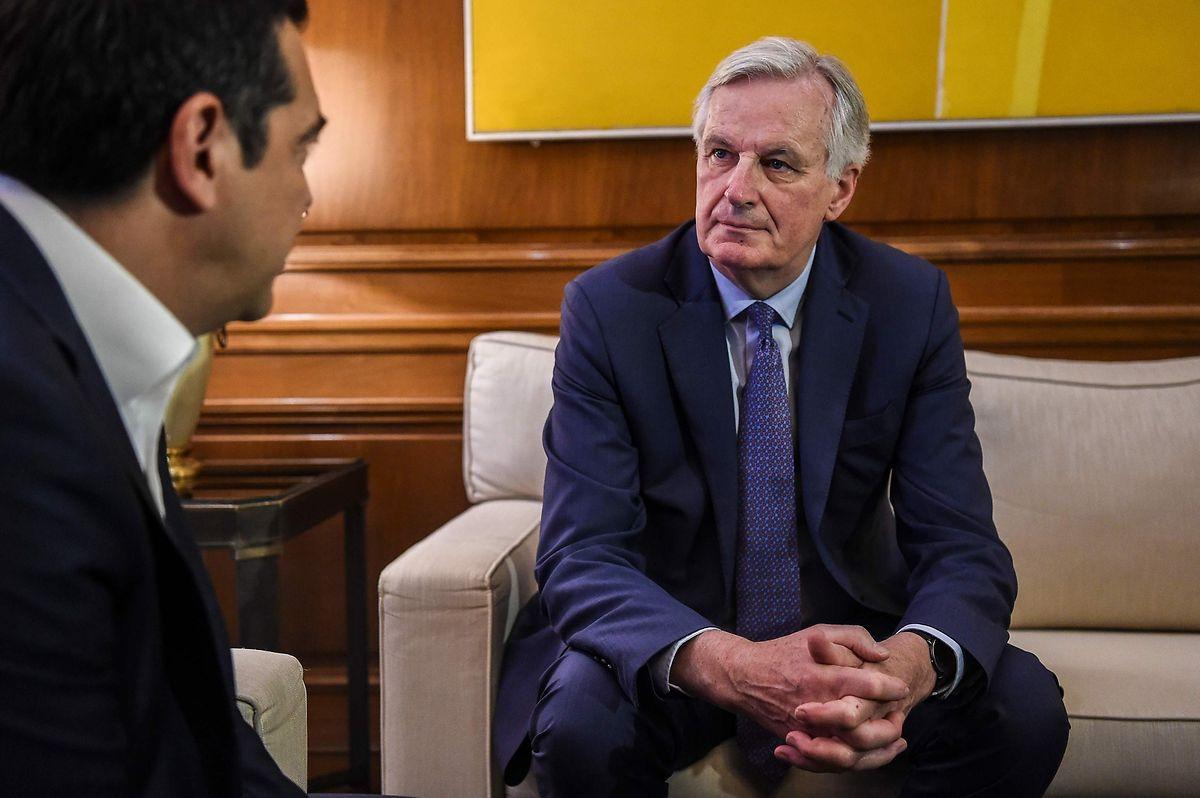 Michel Barnier pourrait prétendre également à ce titre de président de la Commission européenne.