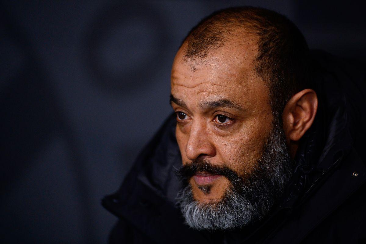 Nuno Espírito Santo, treinador do Wolverhampton.