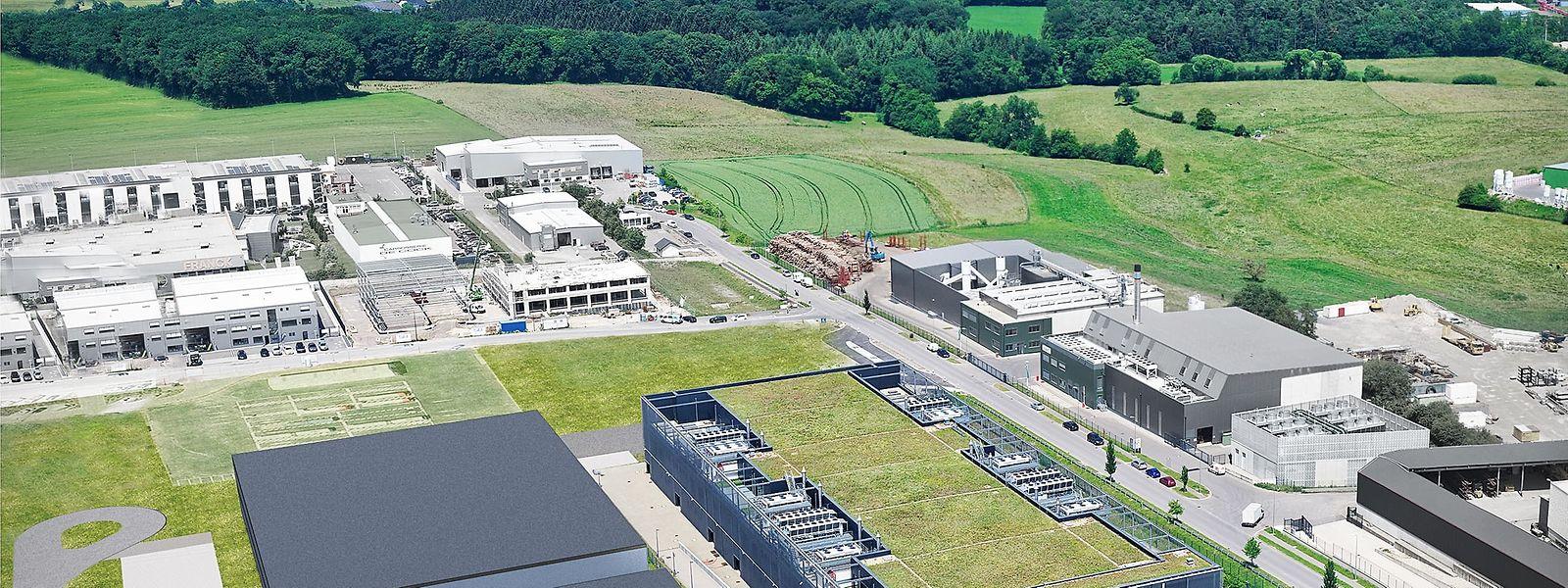 Der neue Luxemburger Superrechner Meluxina wird Anfang 2021 in Bissen in Betrieb gehen. Er wird zu den schnellsten Rechnern Europas gehören.