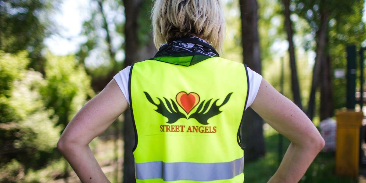 Die Vereinigung Street Angels lockt immer mehr Menschen an, die auch helfen möchten.