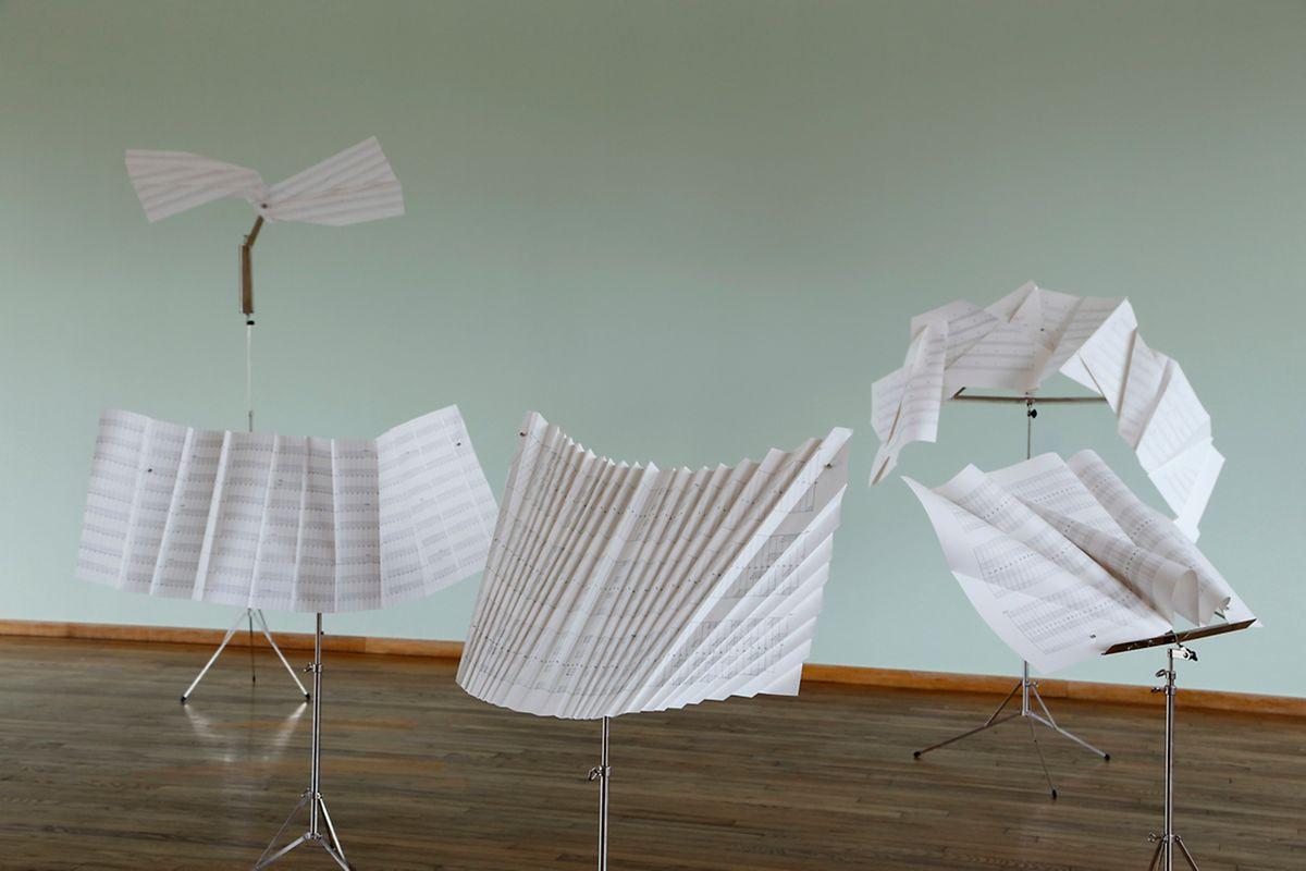 A l'image de leur projet «Falten» en collaboration avec William Engelen – artiste pluridisciplinaire dont la série de dessins «Between the Bars» fait partie de la collection du Mudam Luxembourg – l'ensemble Lucilin veut intensifier ses collaborations avec des créateurs d'horizons divers.