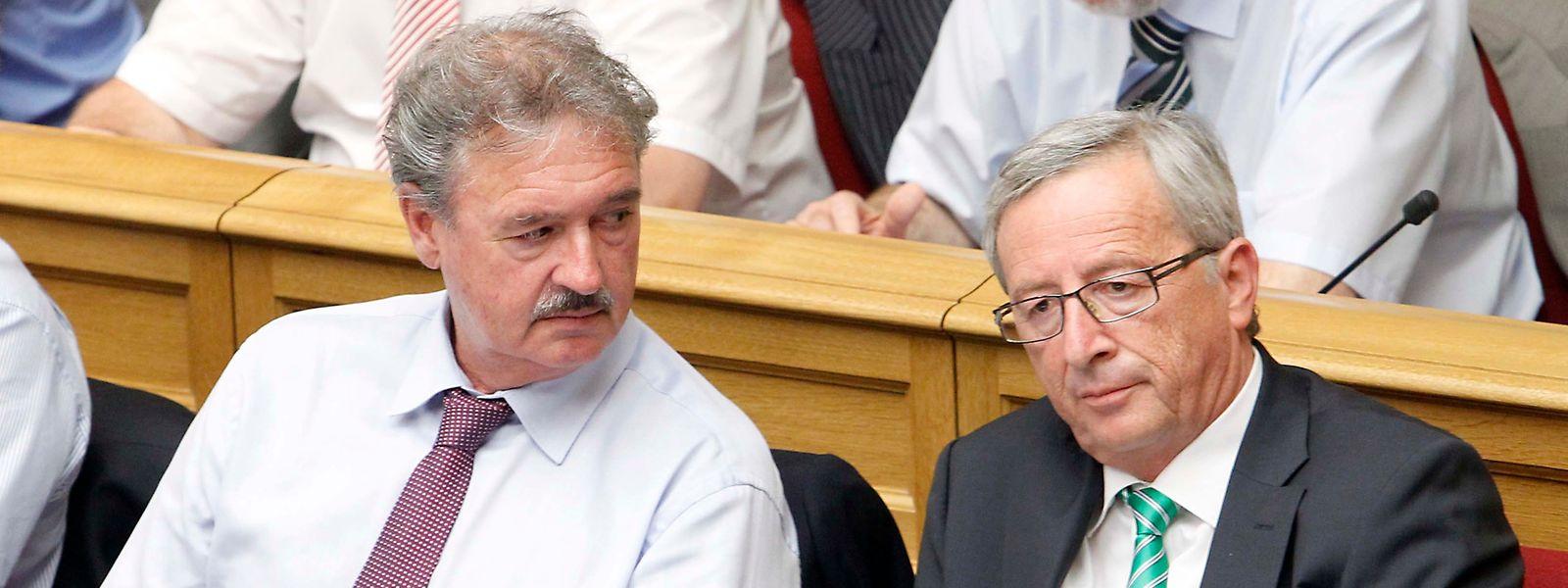 10. Juli 2013: Das Ende der Regierungsehe Juncker/Asselborn-II.