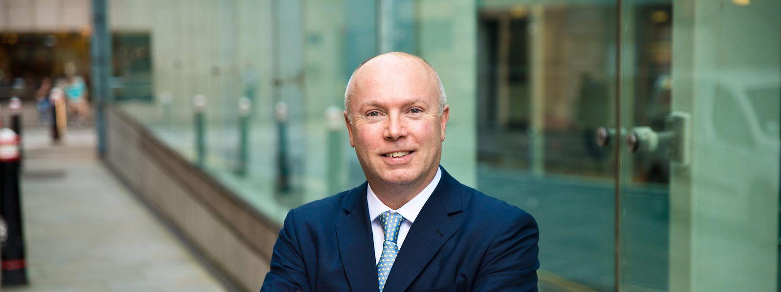Matthew Hudson ist CEO des britischen Vermögensverwaltungs- und Beratungsunternehmen.