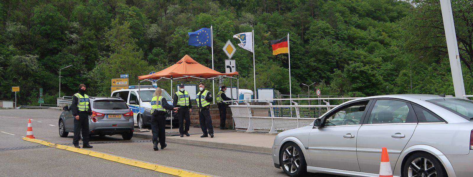 Nach dem Schock einseitiger deutscher Grenzkontrollen im Frühjahr wurde die Corona-Abstimmung in der Großregion besser, wie Gesprächspartner versichern.