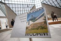 Museu de Arte Moderna Grão-Duque Jean, em Kirchberg, foi o mais concorrido durante o verão de 2020.