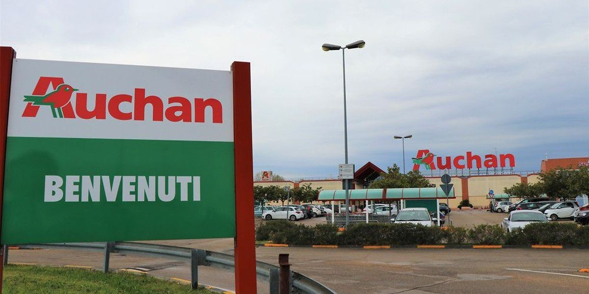 Auchan a annoncé mardi la vente de la quasi-totalité de ses magasins en Italie.