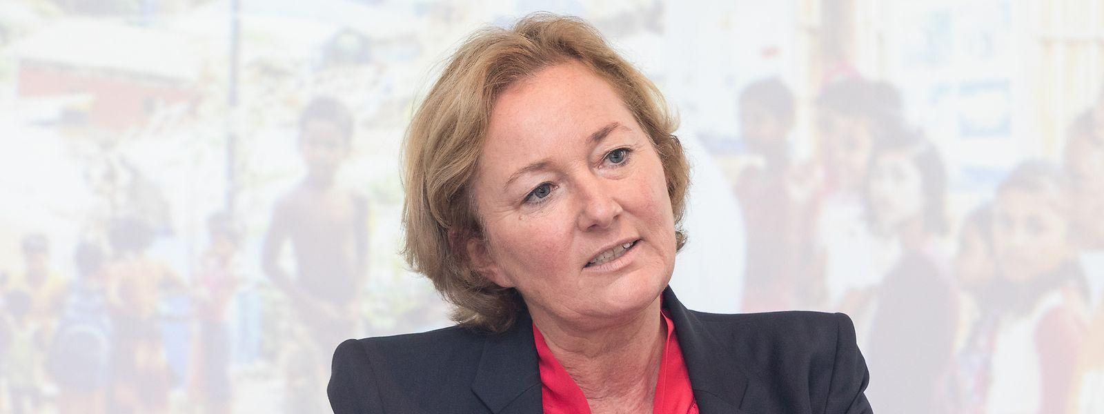 Pour Paulette Lenert, le Commissariat du gouvernement à la qualité, à la fraude et à la sécurité alimentaire devrait passer à la vitesse supérieure en 2020.