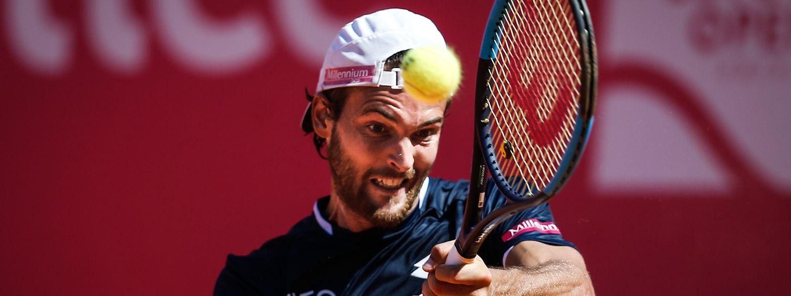 O vimaranense melhorou o seu registo, com a chegada às meias-finais de pares do Masters 1.000 de Madrid.