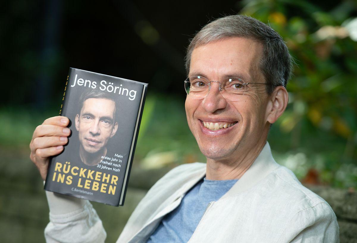 """Jens Söring: """"Rückkehr ins Leben – Mein erstes Jahr in Freiheit nach 33 Jahren Haft"""", C. Bertelsmann Verlag, 304 Seiten, ISBN: 978-3570104347, € 20."""
