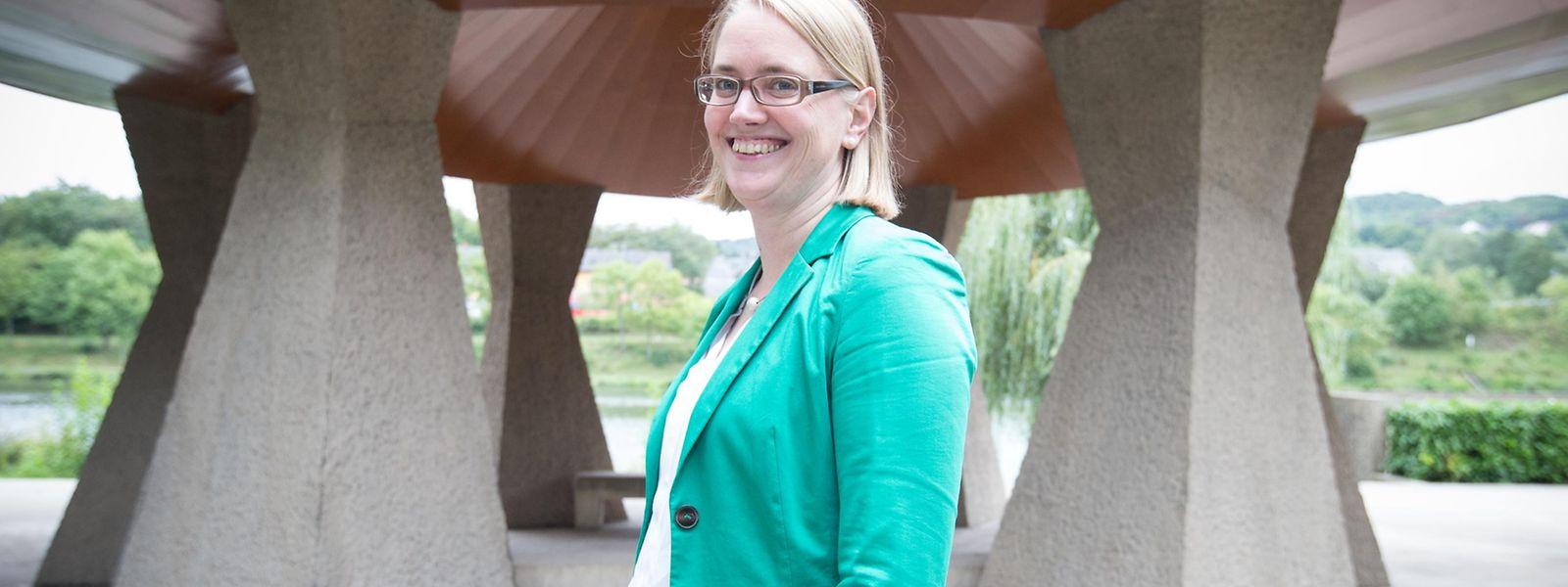 Seit September 2013 ist Birte Nienaber Professorin für Politische Geografie an der Universität Luxemburg.
