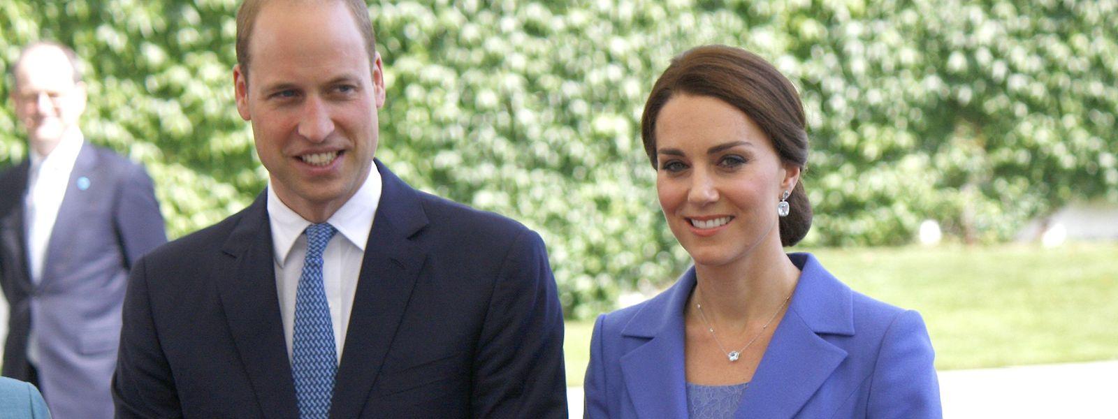 William und Kate sind bereits zweifache Eltern.