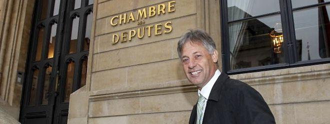 """Präsident Henri Kox ist """"zufrieden"""" mit der Ausschussarbeit; man sei """"zielorieniert"""" vorgegangen."""