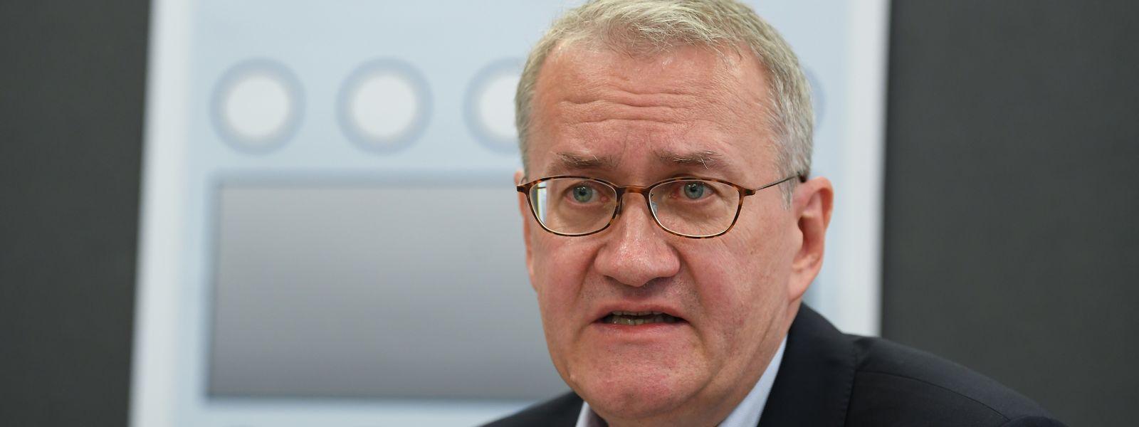 """Matthias Katsch ist Sprecher der Opfervereinigung """"Eckiger Tisch""""."""