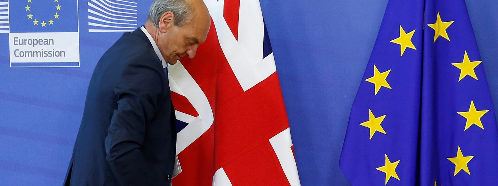 Letzte Vorbereitungen zum Start der Verhandlungen über den EU-Austritt Großbritanniens.
