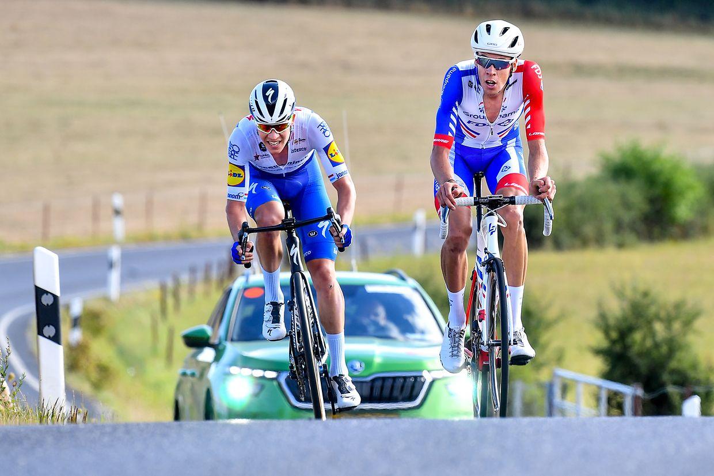 Kevin Geniets (Groupama) s'alignera pour la première fois au pays avec son maillot de champion national sur les épaules.