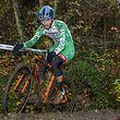 Vincent Dias Dos Santos (LC Tétange) - Cyclocross in Dommeldingen - Foto: Serge Waldbillig