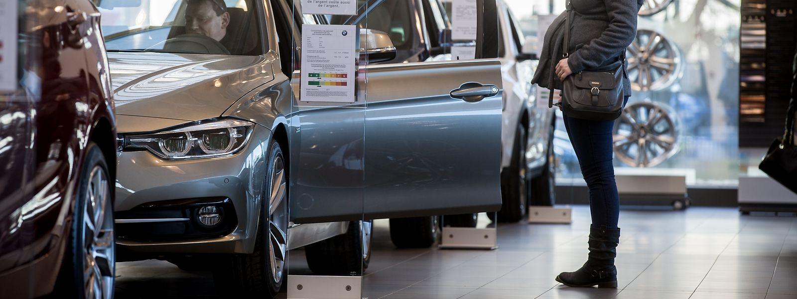 Für die Händler gilt das Autofestival als wichtiger Indikator für den weiteren Verlauf des Verkaufsjahres.