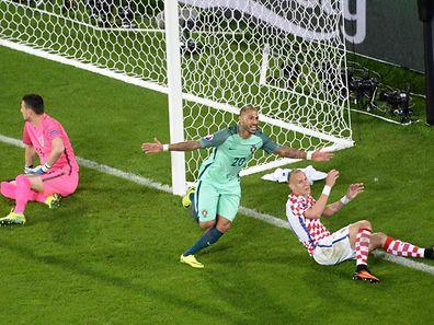 Ricardo Quaresma a libéré le Portugal à la 117e minute.