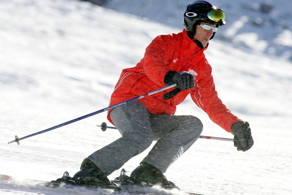 Das Skifahren wird Michael Schumacher zum Verhängnis.