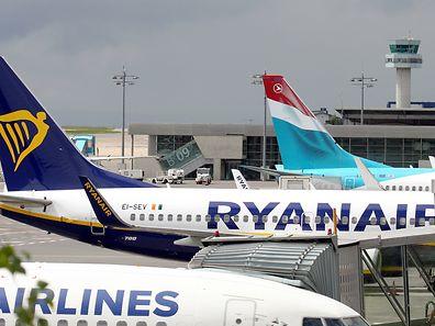 Ab September will Ryanair regelmäßig von Luxemburg-Findel aus starten, zunächst nach London-Stansted sowie nach Porto.