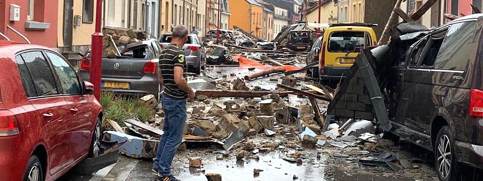 Les assureurs ont remboursé moins que les 100 millions d'euros de dégâts estimés au lendemain de la catastrophe. Mais la solidarité privée a compensé.