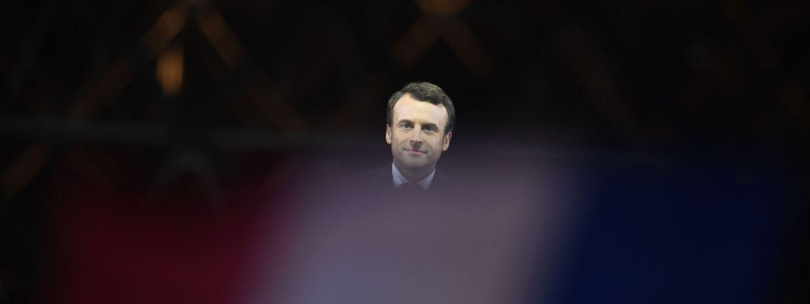 """Als """"Sieg der Vernunft"""" bezeichnete EU-Kommissionspräsident Juncker die Wahl Macrons."""