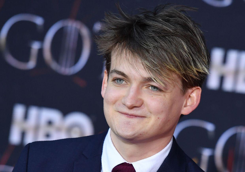 Jack Gleeson, le roi Joffrey dans la série.