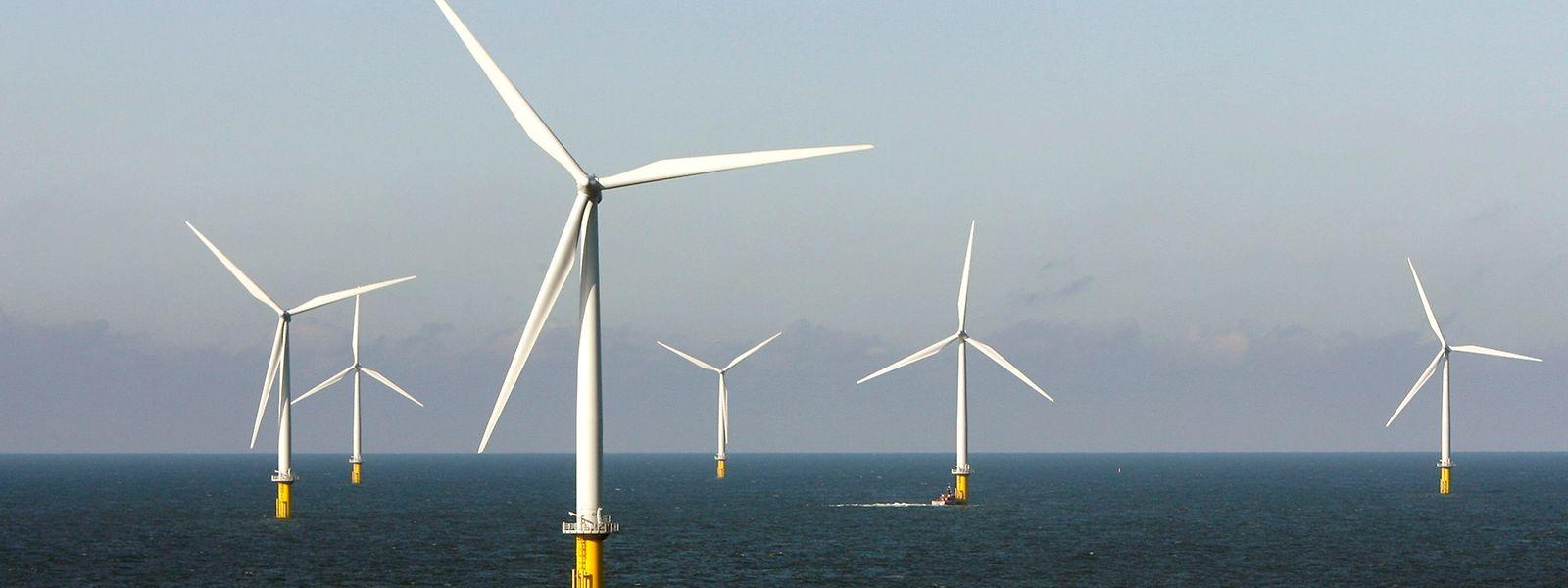 Le Luxembourg participera à une série de projets internationaux dédiés à des parcs éoliens au large des côtes, qui pourraient être simultanément connectés à plusieurs pays.