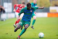 Moussa Seydi (Fola 29) / Fussball, Nationaldivision, Rosport - Fola / 27.10.2019 / Rosport / Foto: Christian Kemp