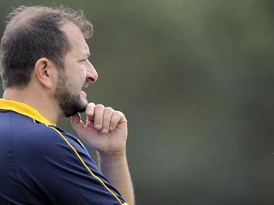 Massimo D'Amaro estime que le score contre le Red Black (0-5) ne reflète pas la physionomie du match.