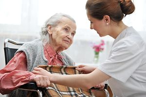 Pflege, Pflegeversicherung. foto: Shutterstock