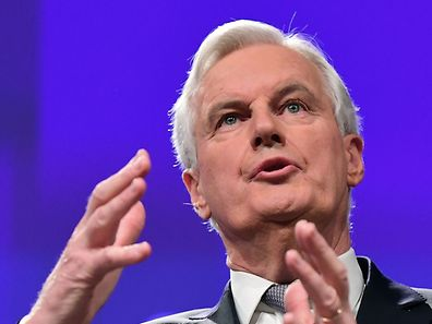 European Union's Chief Brexit Negotiator, French Michel Barnier, in charge of the preparation and conduct of the negotiations with Britain under article 50 of the Treaty on European Union (TEU)
