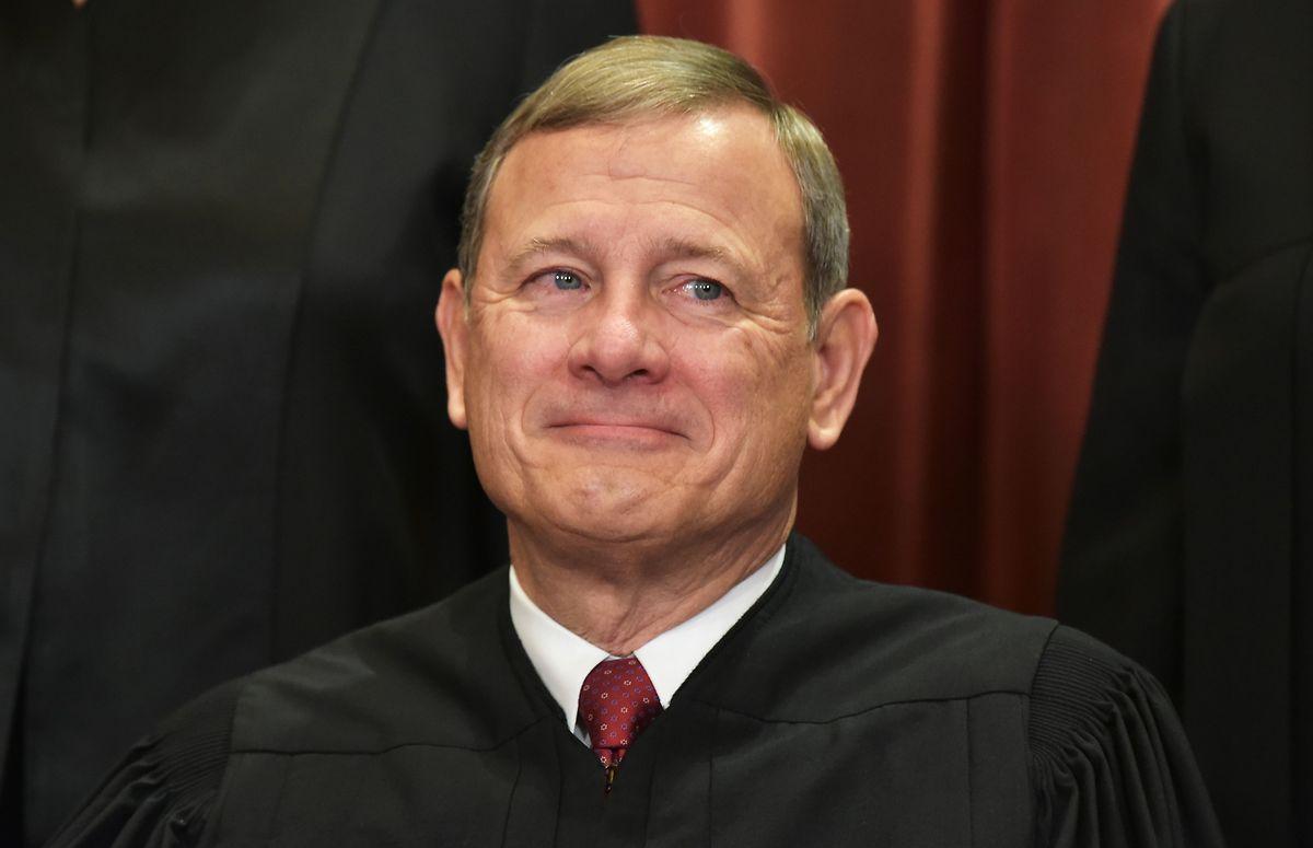 John Roberts leitet das Verfahren im Senat.