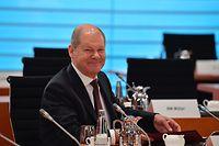 Der deutsche Finanzminister und Vizekanzler Olaf Scholz will's wissen.