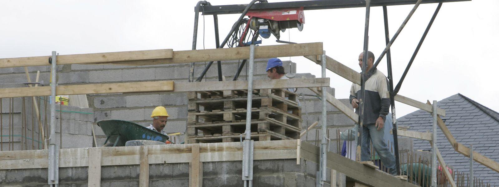 Pacte logement 2.0 und Baulandvertrag haben zum Ziel, den Bau von erschwinglichem Wohnraum zu fördern.