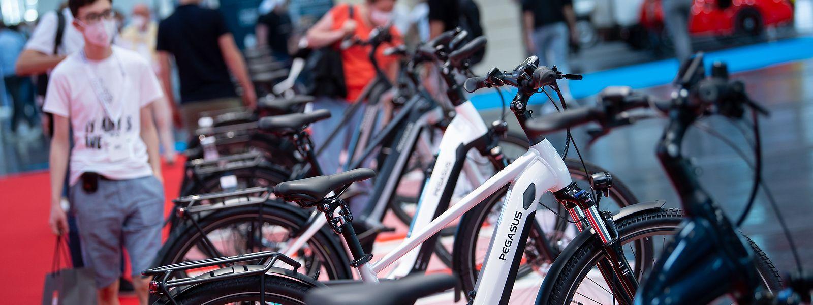 Die aktive Mobilität steht in diesem Jahr im Zentrum der Europäischen Mobilitätswoche.
