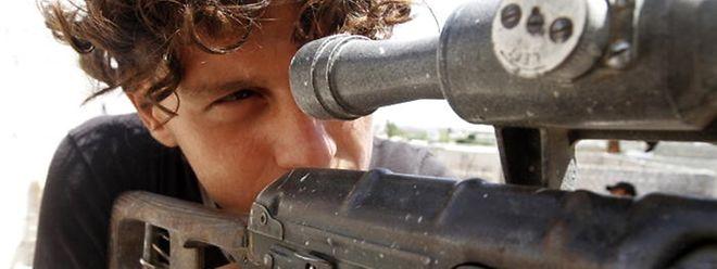 Ausbildung und Lieferung moderner Waffen: Laut Medienberichten sind die USA schon länger am Syrien-Konflikt beteiligt.