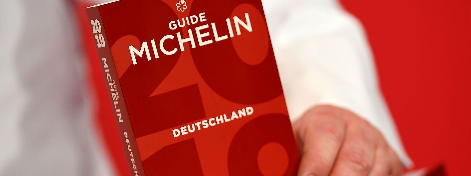 Der Guide Michelin 2019 für Deutschland wurde am Dienstag präsentiert.