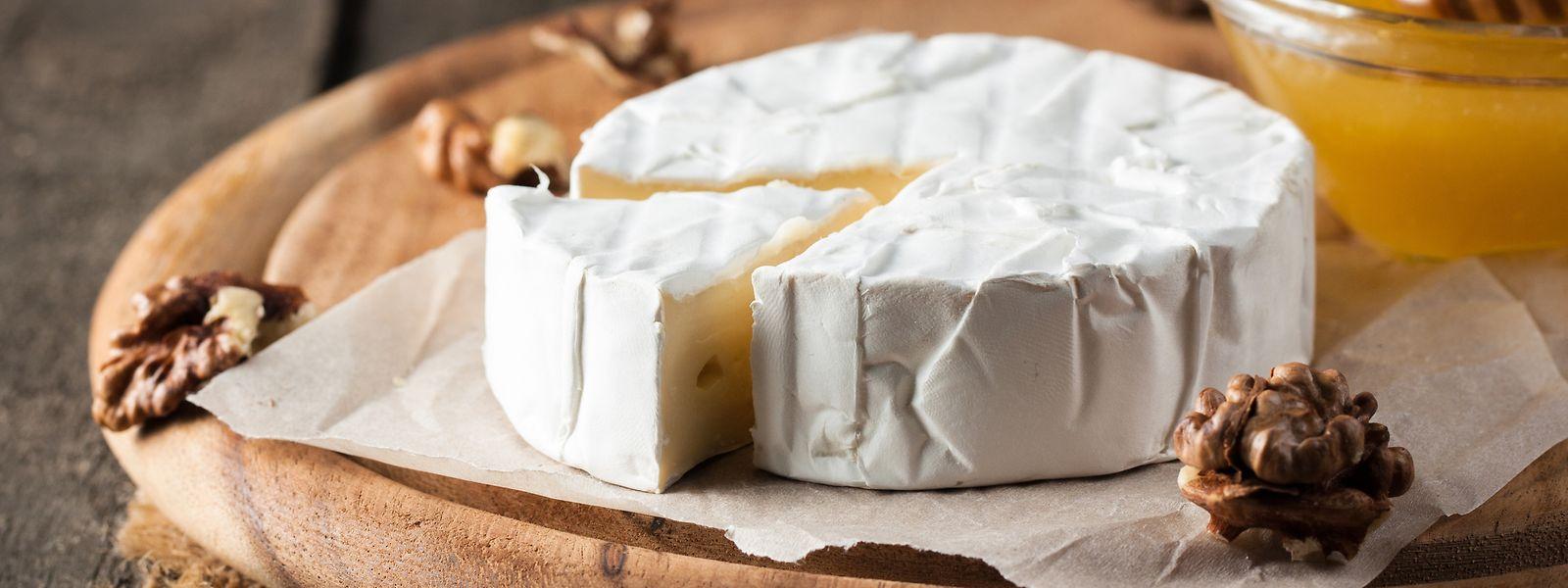 Der Genuss von Brie wurde einigen Schweizern zum Verhängnis.