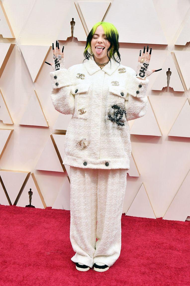 Billie Eilish in Chanel