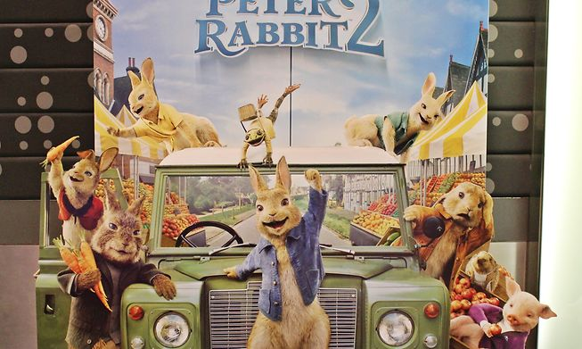 Family is at the heart of Peter Rabbit 2: The runaway
