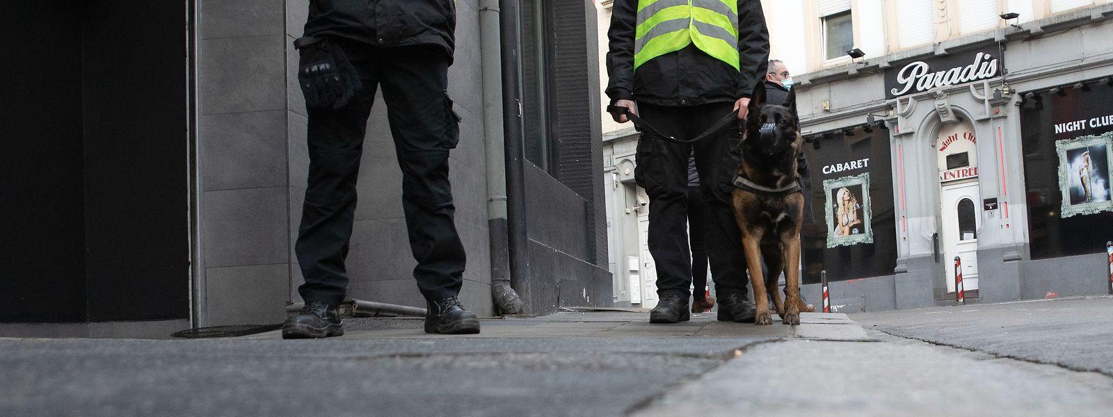 Si les pouvoirs des sociétés de sécurité ne sont pas clairement définis, seule la police peut faire usage de la force.