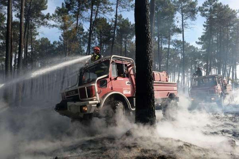 L'incendie de Saint-Jean-d'Illac