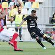 03 Fussball Rueckspiel in der ersten Qualifikationsrunde der Europa League zwischen dem Progres Niederkorn und dem FK Gabala in Differdingen am 19.07.2018 Sebastien THILL (31 PN)