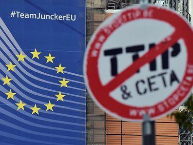 Die beiden Abkommen CETA und TTIP stoßen bei vielen Menschen auf Unverständnis.