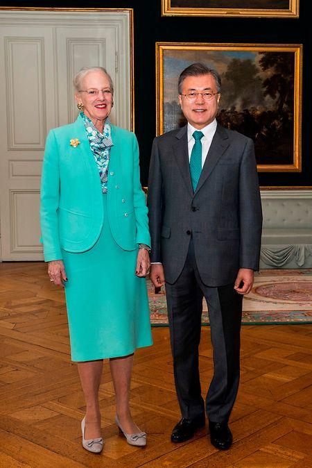 Königin Margrethe von Dänemark kann ebenfalls einen runden Geburtstag feiern. Sie wird 80.